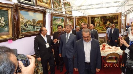 اسلایدر-اولین نمایشگاه توانمندیهای تولیدی و صادراتی ایران در نخجوان برگزار شد