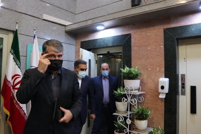نشست مشترک اتاق تعاون ایران با وزیر جهادکشاورزی